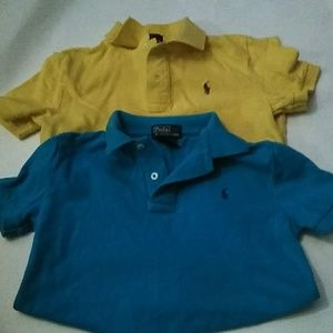 Boys Polo Ralph Lauren Shirts